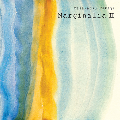 Marginalia Ii - Original Soundtrack , Masakatsu Takagi