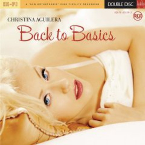 Christina Aguilera-Back to Basics