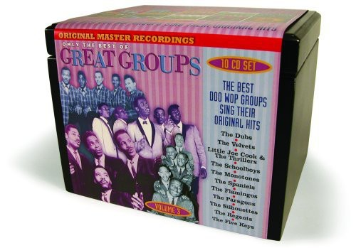 Only the Best of the Great Groups 3 /  Various