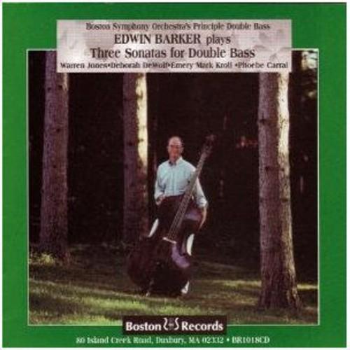 Schubert/ Vivaldi/ Hindemith : Barker Plays Schubert Etc.