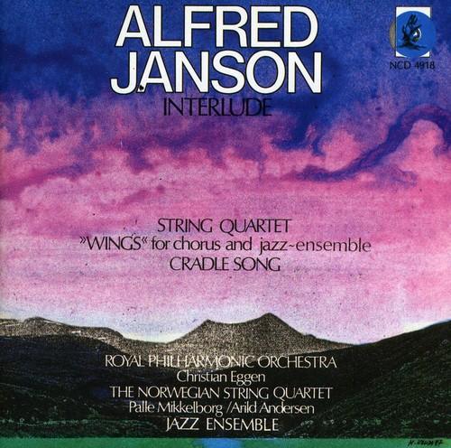 Interlude /  String Quartet /  Wings: Cradle Song