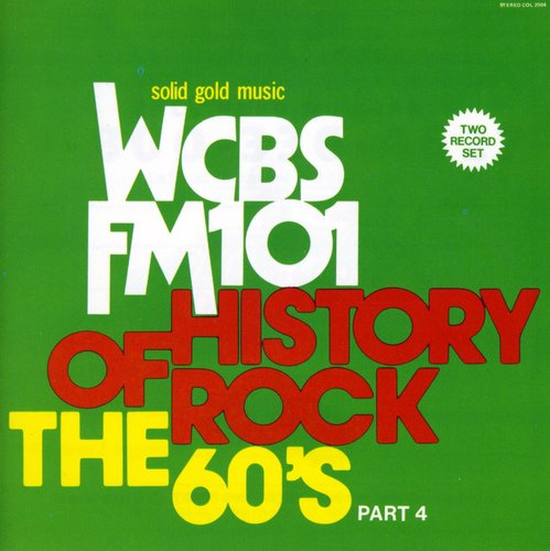 History of Rock 60's 4 /  Various