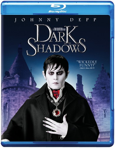 Dark Shadows [2 Discs] [UltraViolet] [Blu-ray/DVD]