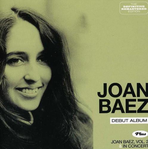 Joan Baez /  Volume 2 /  in Concert [Import]