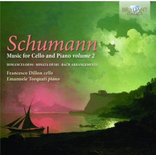 Works for Cello & Piano 2