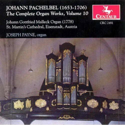 Complete Organ Works 10