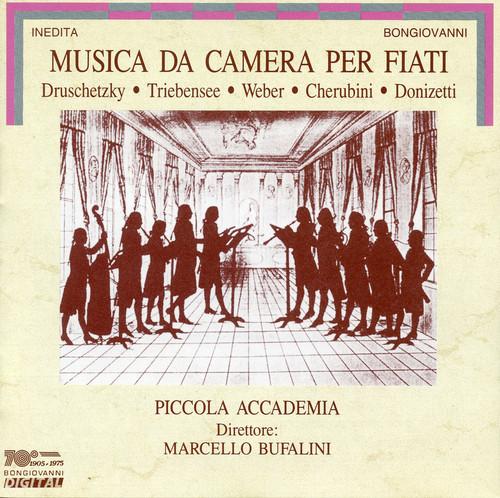 Musica Fer Camera Per Fiati