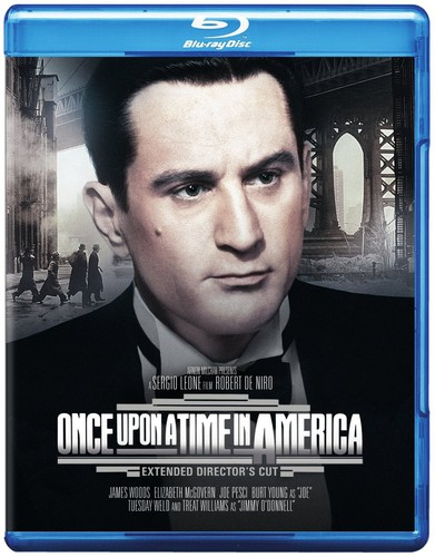 Once Upon a Time in America [Extended Cut] [UltraViolet] [Blu-ray]