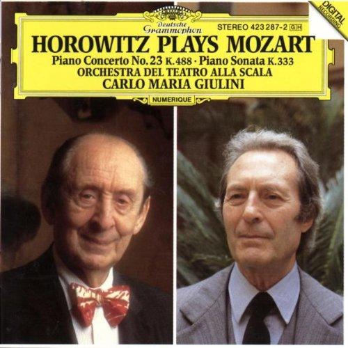 W.a. Mozart-Piano Concerto 23
