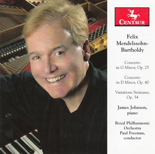 Piano Concertos - Variations Serieuses