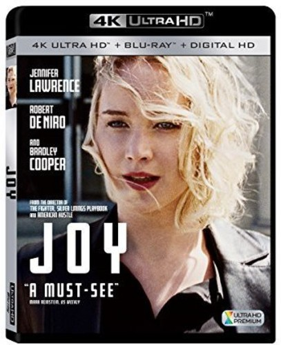 Joy [4K Ultra HD Blu-ray/Blu-ray]