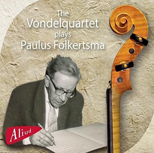 The Vondelquartet plays Paulus Folkertsma