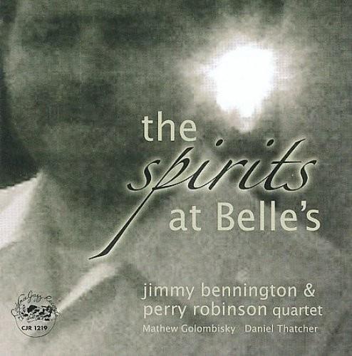 The Spirit At Belle'S