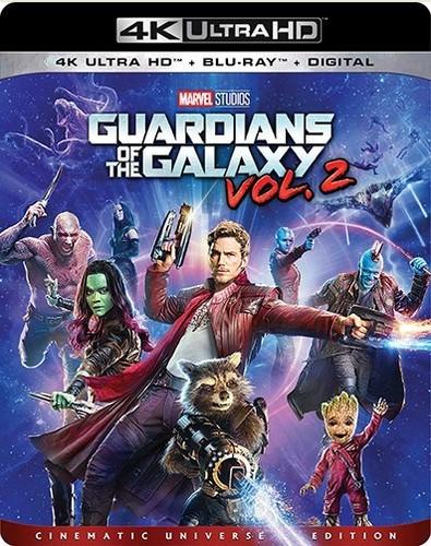 Guardians of the Galaxy Vol. 2 [4K Ultra HD Blu-ray/Blu-ray]
