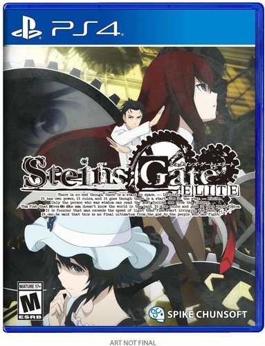 Steins: Gate Elite for PlayStation 4