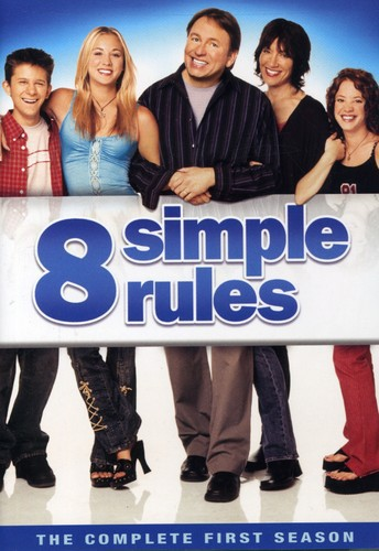 8 Simple Rules: The Complete First Season