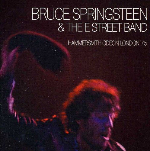 Bruce Springsteen-Hammersmith Odeon, Live '75
