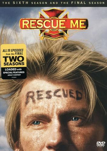 Rescue Me: The Sixth Season and the Final Season