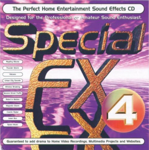 Special FX 4 (Original Soundtrack)