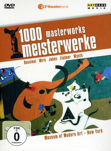 MOMA, New York: 1000 Masterworks