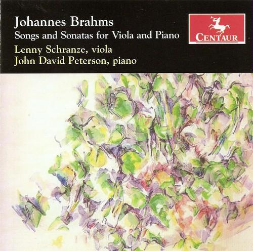 Songs & Sonatas for Viola & Piano