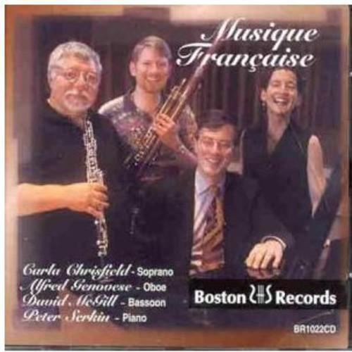 Poulenc/ Satie/ St. Saens : Musique Francais