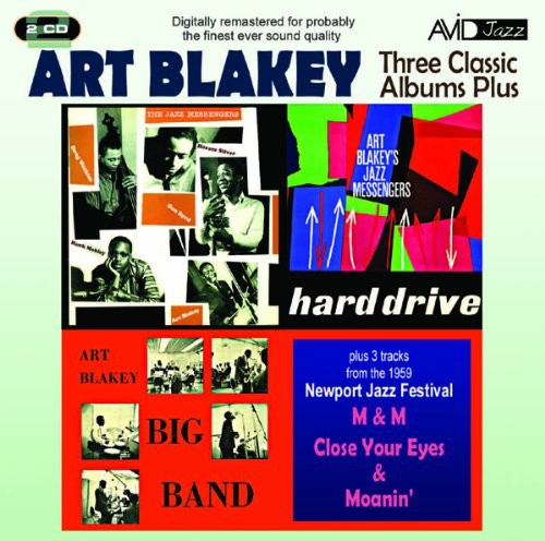 Big Band/ Hard Drive/ Jazz Mes