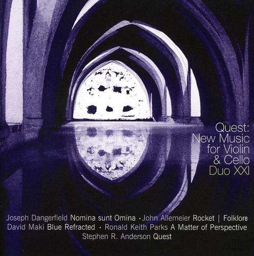 Quest: New Music for Violin & Cello