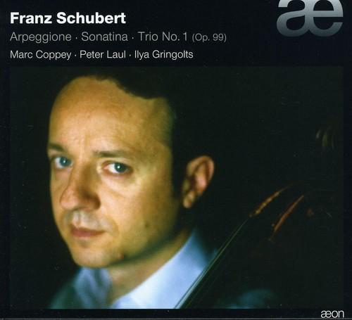 Arpeggione Sonatina & Trio Op 99 D898