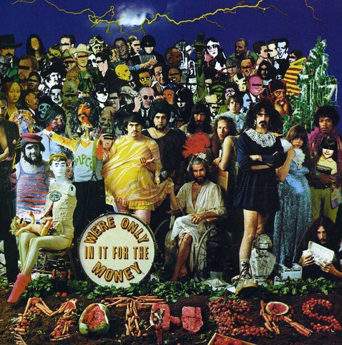 Frank Zappa-We're Only in It for the Money
