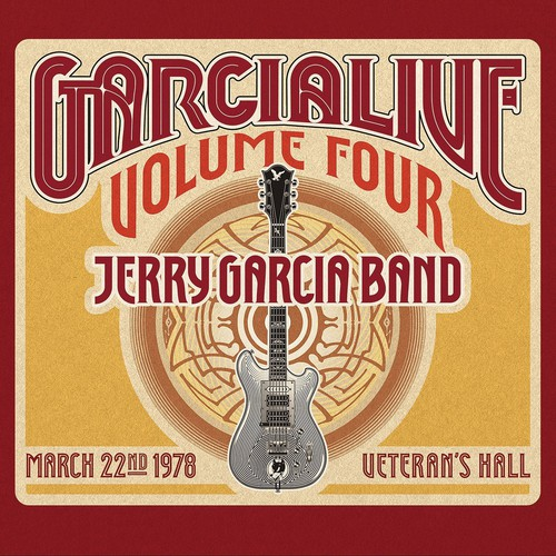 GarciaLive Vol.4 - March 22nd 1978 Veteran's Hall