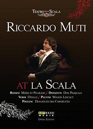 Riccardo Muti at la Scala