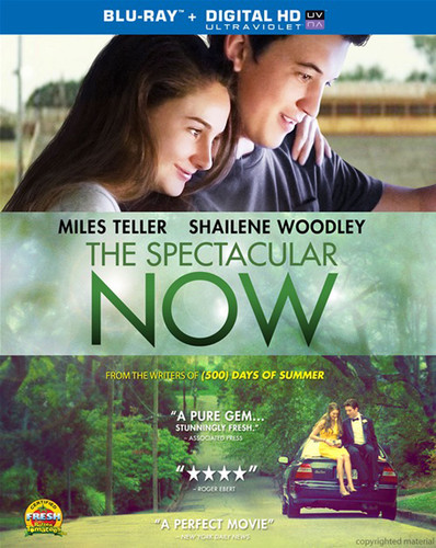 Spectacular Now [UltraViolet] [Blu-ray]