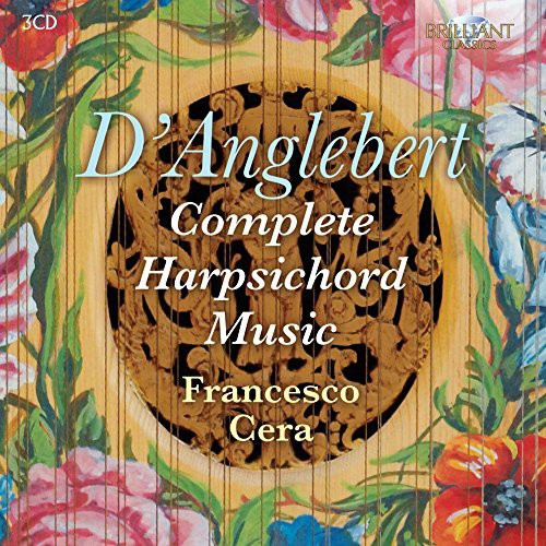 Comp Harpsichord Music