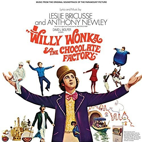 Soundtrack-Willy Wonka & the Chocolate Factory (Music From the Original Soundtrack)