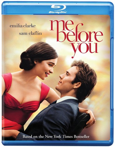 Me Before You [UltraViolet] [Blu-ray]