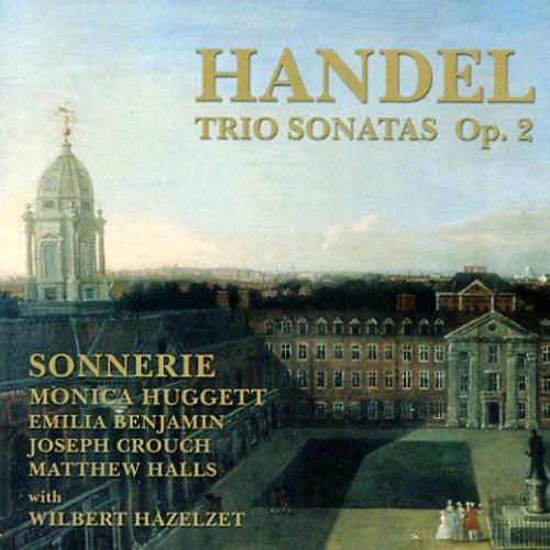 Trio Sonatas Op 2