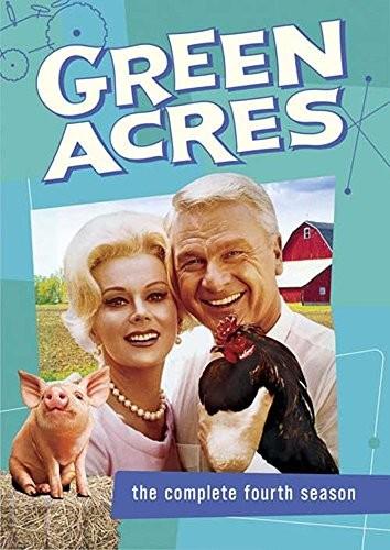Green Acres: Season 4 [Import]