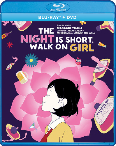 Night Is Short Walk on Girl