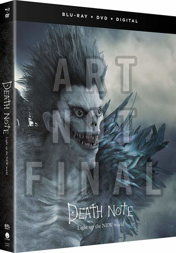 Death Note: Light Up The New World - Movie Three
