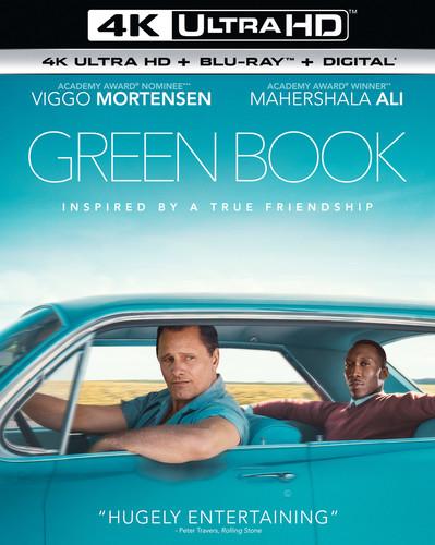 Green Book [4K Ultra HD Blu-ray/Blu-ray]