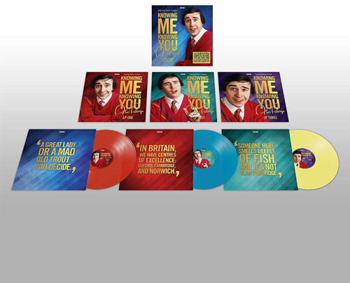 Knowing Me Knowing You: The Complete Radio Series