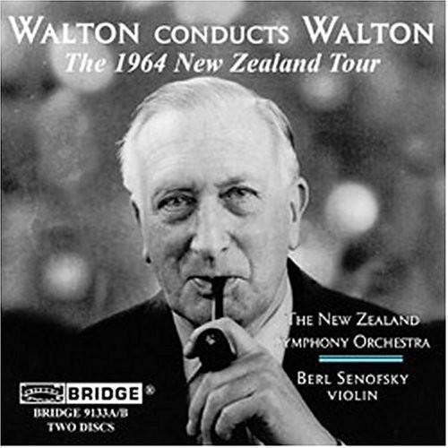 Sir William Walton Conducts Walton