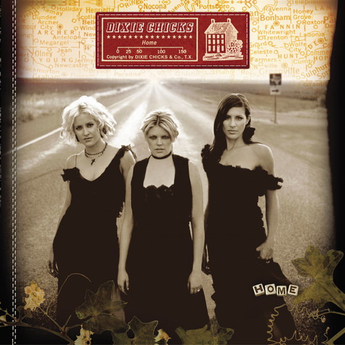 Dixie Chicks-Home