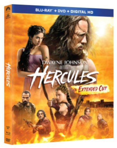 Hercules [2 Discs] [Ultraviolet] [Blu-ray/DVD]