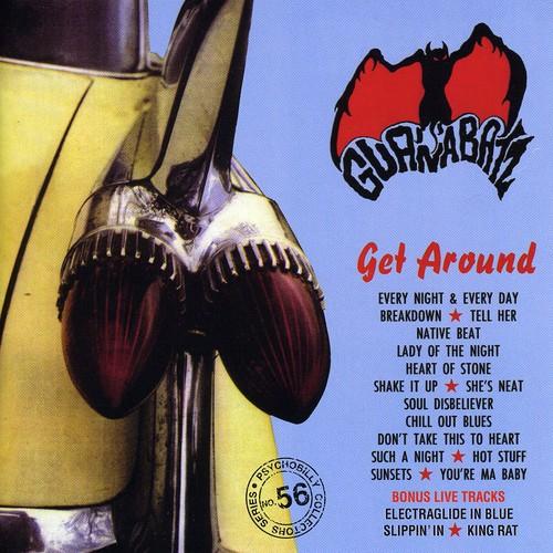 Get Around /  Shake It Up [Import]