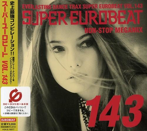 Super Eurobeat, Vol. 143 [Import]