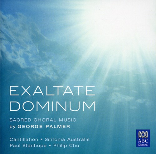 Palmer: Mass (Child Is Born) /  3 Psalms /  Canticle