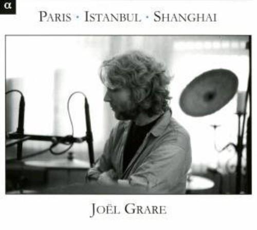 Paris-Istanbul-Shanghai