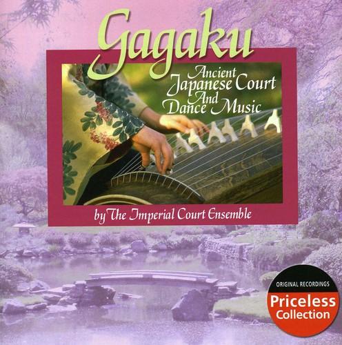 Gagaku: Ancient Japanese Court and Dance Music